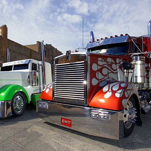 Semi Trailer Covers : Improve strength reduce stress while you drive just